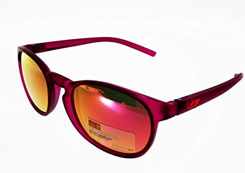 Julbo Fame–Gafas de Sol para niña, Color Morado translúcido Mate