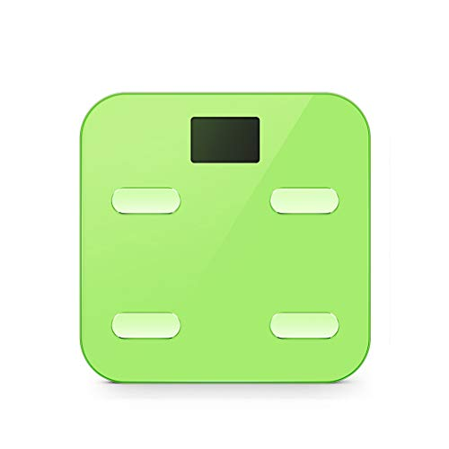 Intelligente personenweegschaal voor de badkamer, slimme analyser, bluetooth, nauwkeurige weegschaal met BMI, water en botmassa medische apparaten
