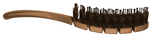 Mon Shampoing - Brosse Flexible - Poil de Sanglier - Confort de Brossage - Démélante - Tous Types de Cheveux