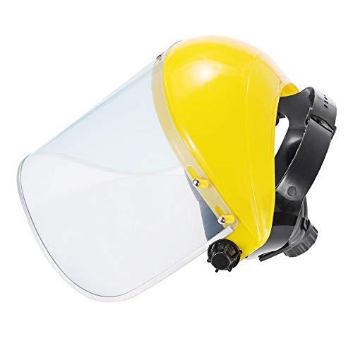 Z-Life – Sombrero de protección anti-vaho, protección facial, visera de policarbonato transparente, protección de la cabeza de los ojos, tapa antisaliva, protección contra salpicaduras