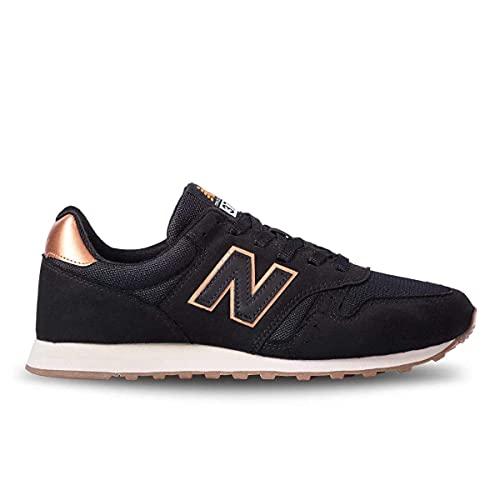 Tênis New Balance 373, Feminino, Preto, 39