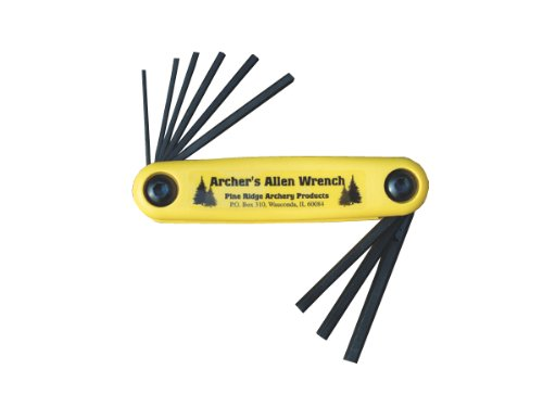 Pine Ridge Archery Archer's Allen Wrench Set