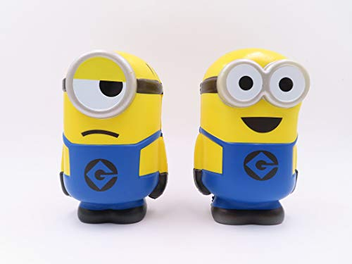 Minions Jumbo Squishy 2 Collectable Pack 1