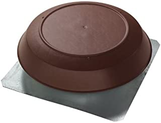 Broan-NuTone 356BR Attic Ventilator, Roof Mount Ventilator, Brown, 1600 CFM