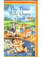 The Three Billy Goats Gruff 1740477553 Book Cover