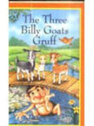 Paperback The Three Billy Goats Gruff Book