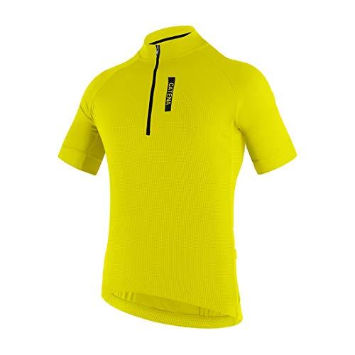 CATENA Maillot de Ciclismo Hombre Camiseta Manga Corta Jersey Ropa para Bicicleta Verano MTB Camisa
