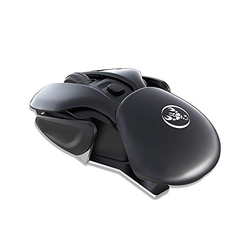 Docooler HXSJ T37 2.4G Wireless Mouse Mute Mouse 3 Adjustable DPI Built-in 500mAh Rechargeable Battery