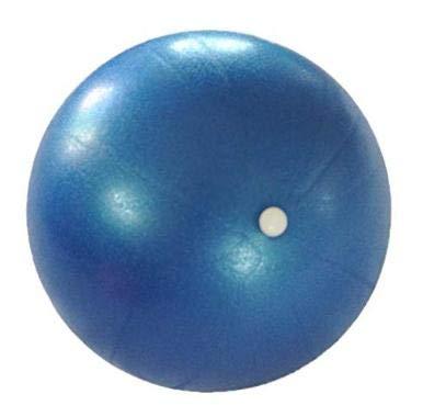 Sefon_Bwomen Balanza Fitness Ball Gym Ball Smooth Yoga Ball Pilates Ejercicio Ball 25 cm