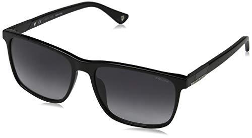 Police WESTWING 4 Gafas de sol, Negro (Shiny Black/Black), 58.0 para Hombre