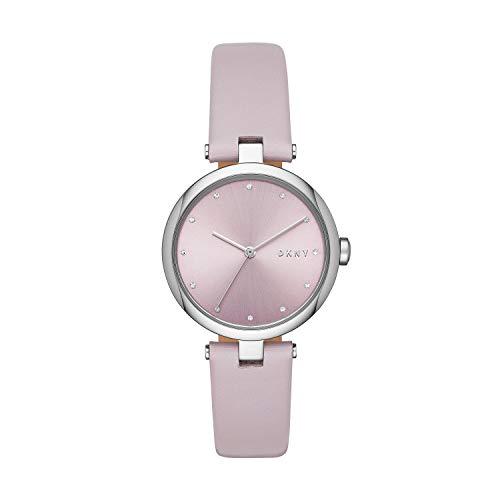 DKNY NY2813 Reloj para Mujer, color Morado