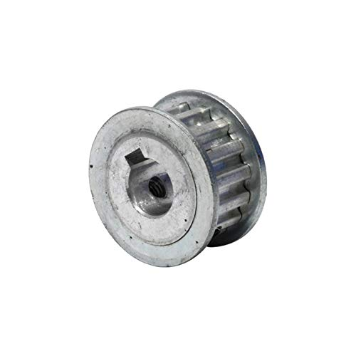 Shuxiang-Timing Belt Pulley, XL-15T Timing Pulley with Keyway, 11mm Belt Width, XL Toothed Belt Pulleys, 8/10/12/14/15mm Bore, 15Teeth Transmission Pulley, For 3D Printer