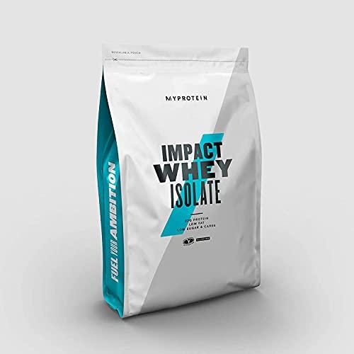 Myprotein Impact Whey Isolate Siero di Latte - 1 Prodotto