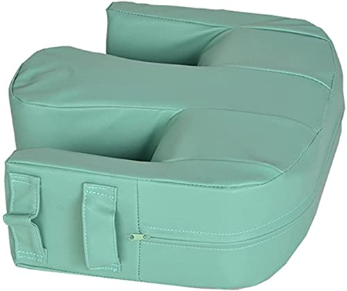 Almohada de rodilla El paciente se convierte en la almohada de enfermería, la almohadilla de enfermería de seguridad, adecuada para pacientes que se encuentran en la cama para cambiar su postura.