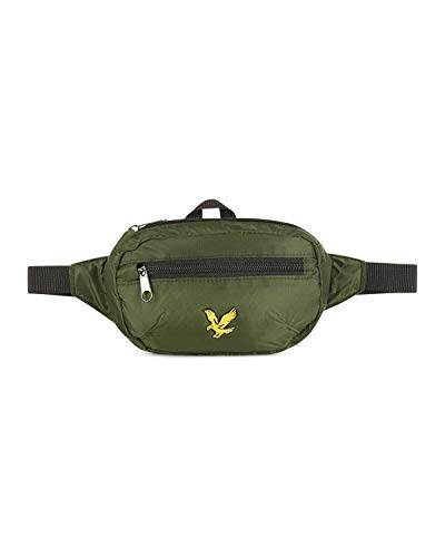 Lyle & Scott Vintage Ripstop Utility Bum Bag One Size Green