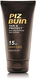 Piz Buin Tan Intensifying Sun Lotion SPF15, (150ml)