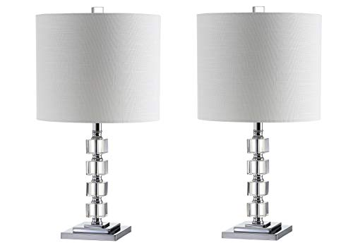 lámpara mesa cristal fabricante JONATHAN Y
