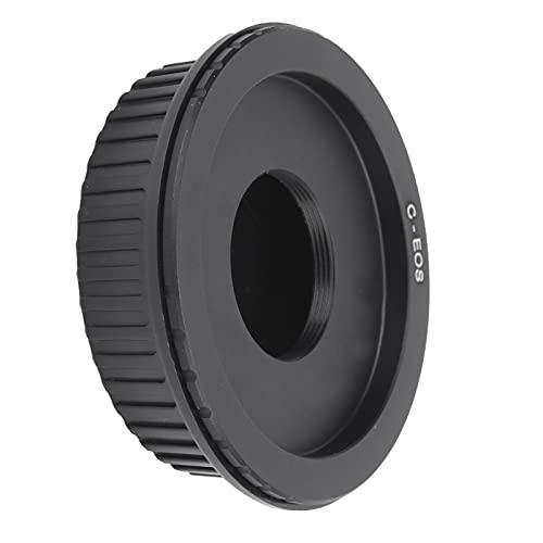 Gedourain Anillo de conversión de Lente, para Adaptador de Lente C-EOS Aleación cámara Canon EF/EF-S