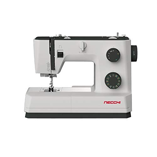 Necchi Q132A Sewing Machine Automatic Needle Threader, 32 Stitch, Heavy...