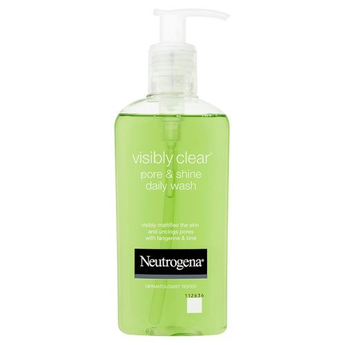 Neutrogena Visibly Clear Pore and Shine Daily Wash 200 ml