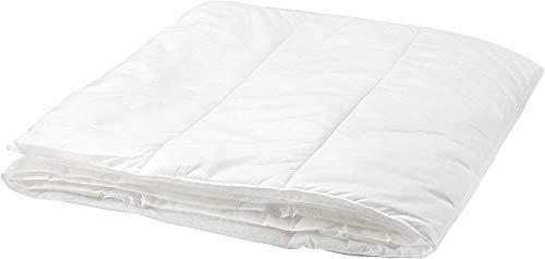 Ikea Silvertopp Einzelbettdecke Steppdecke leicht 4 Tog 150 x 200 cm Sommerdecke Ganzjahres Bettdecke