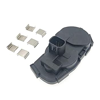 Weiyang Throttle Position Sensor Fit for GMC Cadillac Escalade Chevy Hummer Avalanche 19259452 TPS4270  Color   Black