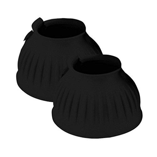 CATAGO Hufglocken Gummi - XL - schwarz