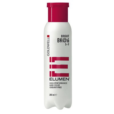 Goldwell - Elumen Bright Haarfarbe BK@6 Haarfarbe Elumen Bright BK@6 - 200 ml