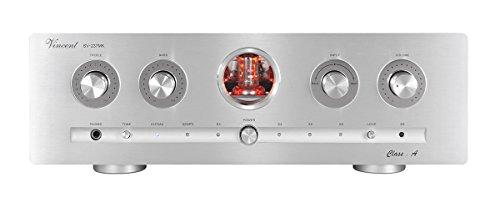 Vincent SV-237MK - Amplificatore stereo, colore: Argento