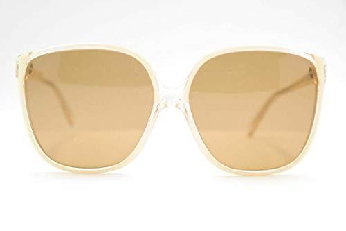Vintage Rodenstock Lady Line 3017 59 []14 crème ovale zonnebril zonnebril NOS