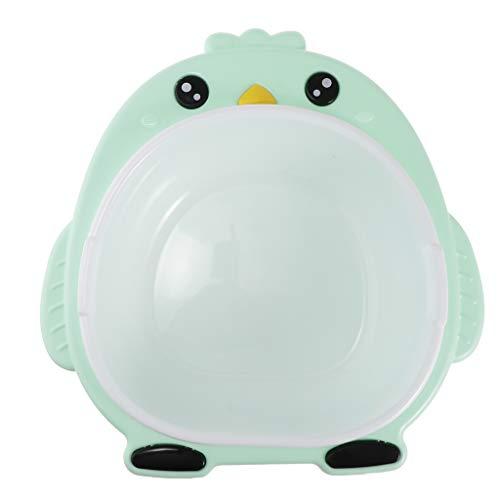 Neugeborene Baby Waschschüssel Waschschale für Kleinkinder - Grün