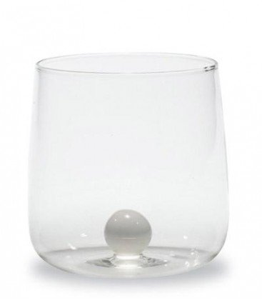 Zafferano - Bilia Set 6 Gläser Tumbler - weiß