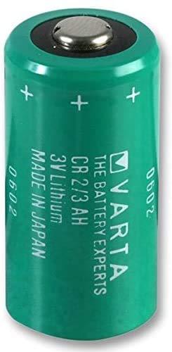 VARTA dynamische Leistung - CR2/3AH - Akku, LITHIUM 2/3AH - 1 Stück