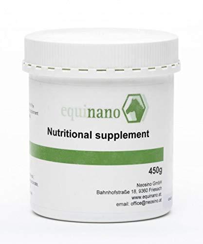 Equinano - DAS Beste aus dem Zeolith (Klinoptilolith) – Nano-Silizium mit Magnesium und Distelöl – 450g – JETZT NEU!