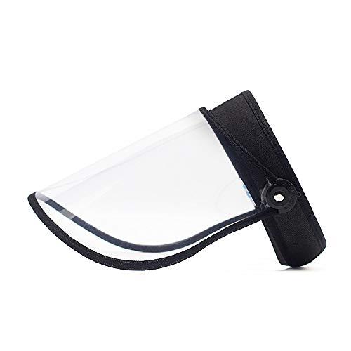 Bandeau masque anti-salive anti-buée masque de protection de la poussière transparent visage protection oculaire accessoires de sécurité