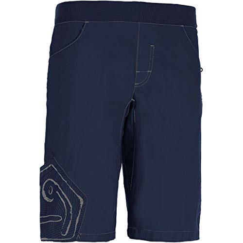 E9 Pentagò Shorts Herren Blue Navy Größe XL 2020 Hose kurz