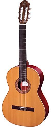 Ortega R200L - Guitarra de concierto de 4/4 para zurdos (