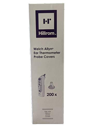 Welch Allyn - TM82585 06000-005 Braun Thermoscan Pro 6000 Probe Covers - 200/BX