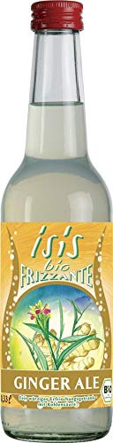 Beutelsbacher Bio Ginger Ale isis bio fresh (6 x 330 ml)