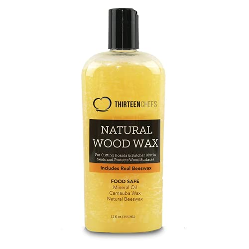 CUTTINGBOARD ThirteenChefs Natural Wax and Conditioner