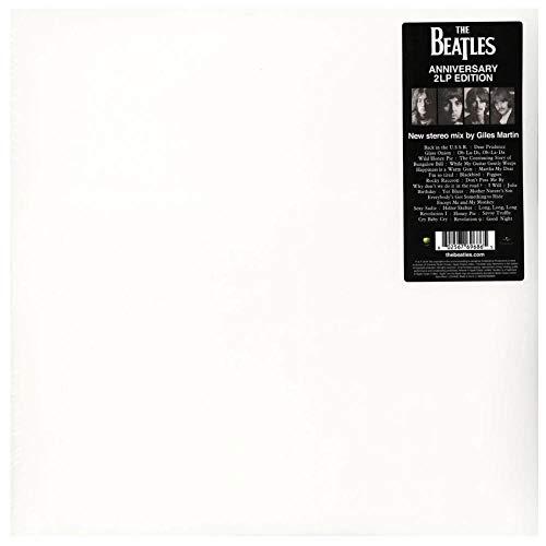 VINIL Duplo The Beatles - White Album / 2018 Mix - Importado