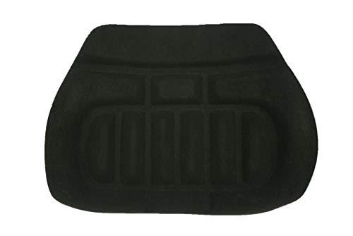 Gorilla Rückenpolster passend Grammer LS95/90 Stoff schwarz Rückenkissen