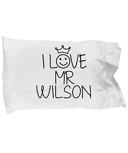 Bikofhd Mr Wilson Taie d'oreiller - Funny Favorite Person -...