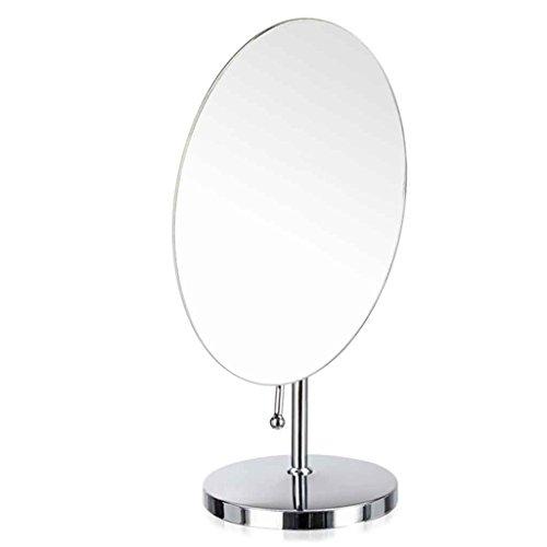 Miroirs de Bureau Portable Pliant Mural de Chambre à Coucher HD de Haute définition Multi-Angle