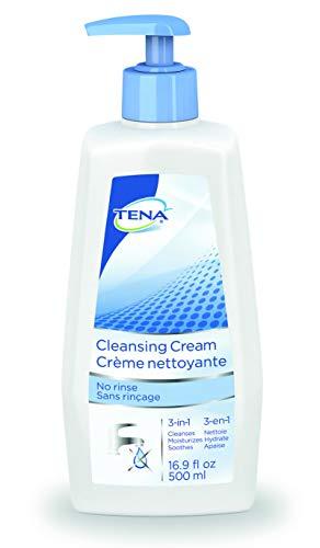 SCA Personal Care Tena Wash Cream, 16.9 Fl. Oz Pump Bottle (SQ64340) Category: Skin Care