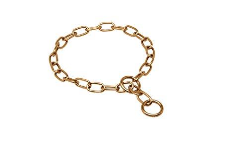 Herm Sprenger Curogan Collier étrangleur Golden Retriever pour chien avec tour de cou de 48 à 50 cm de diamètre