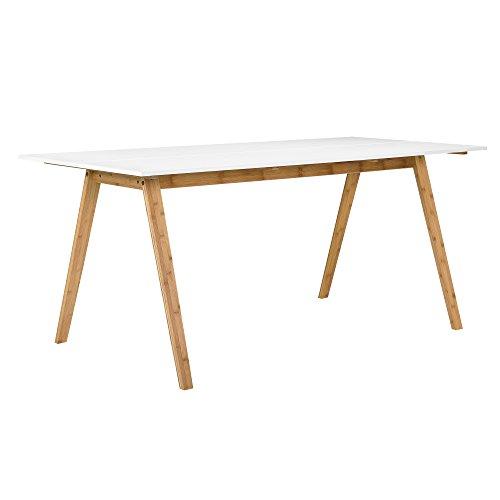 [encasa] Design Esstisch  6 Stühlen Bild 2*