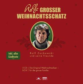 Rolfs großer Weihnachtsschatz - CD - CD