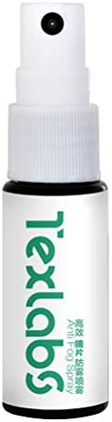 Justpe Anti Fog Spray Eyeglass Lens Cleaner Fogless Free Mirror and Glasses Long Lasting Defogger product image