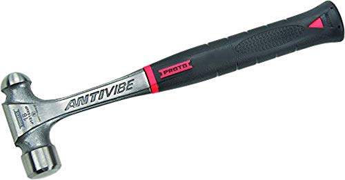 Stanley Proto J1316AVP Antivibe Ball Pein Hammer, 16-Ounce